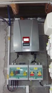 Réparation onduleur photovoltaïque en France
