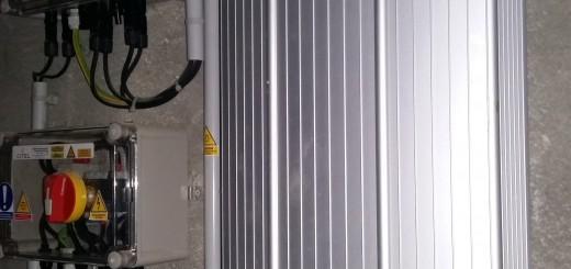 Fonctionnement onduleur photovoltaique