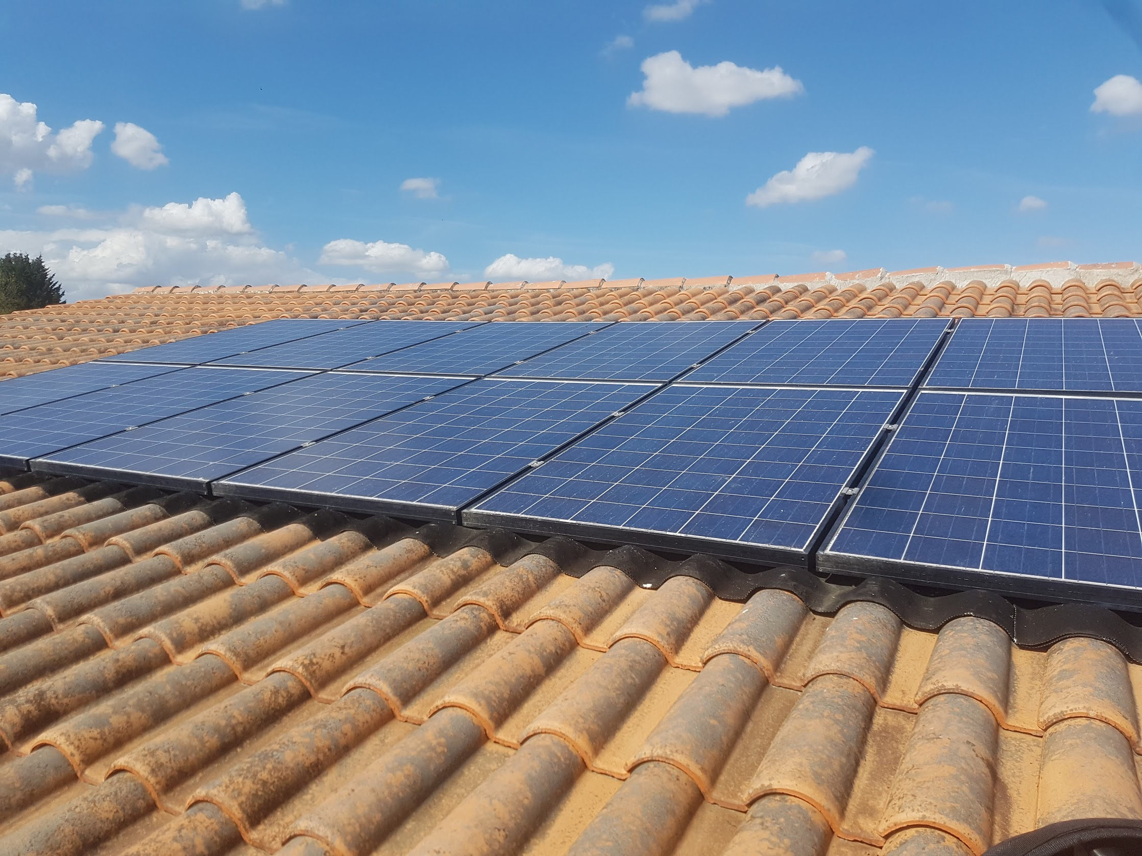 Cellule Photovoltaïque En Silicium Amorphe à fonctionnement panneaux photovoltaïques - actualités dépannage