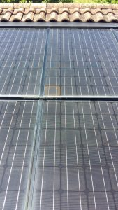 Dépannage panneaux solaires