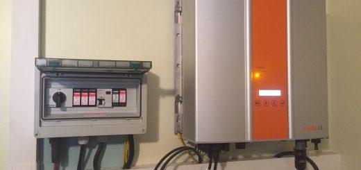 remplacer onduleur photovoltaïque