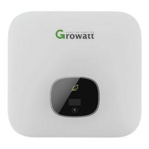 Onduleur photovoltaique nouvelle génération Growatt