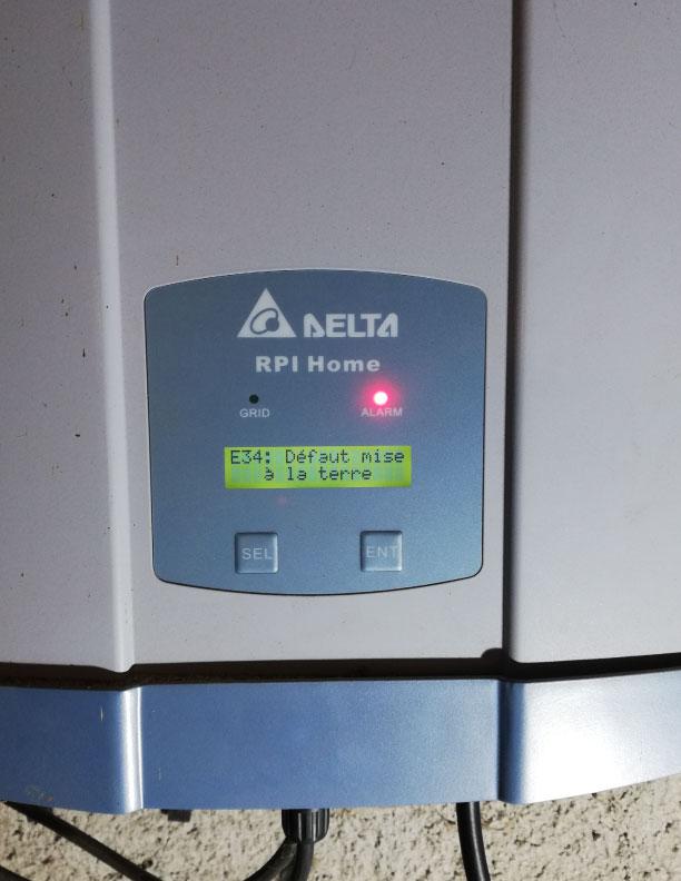 La durée de vie d'un onduleur photovoltaique DELTA