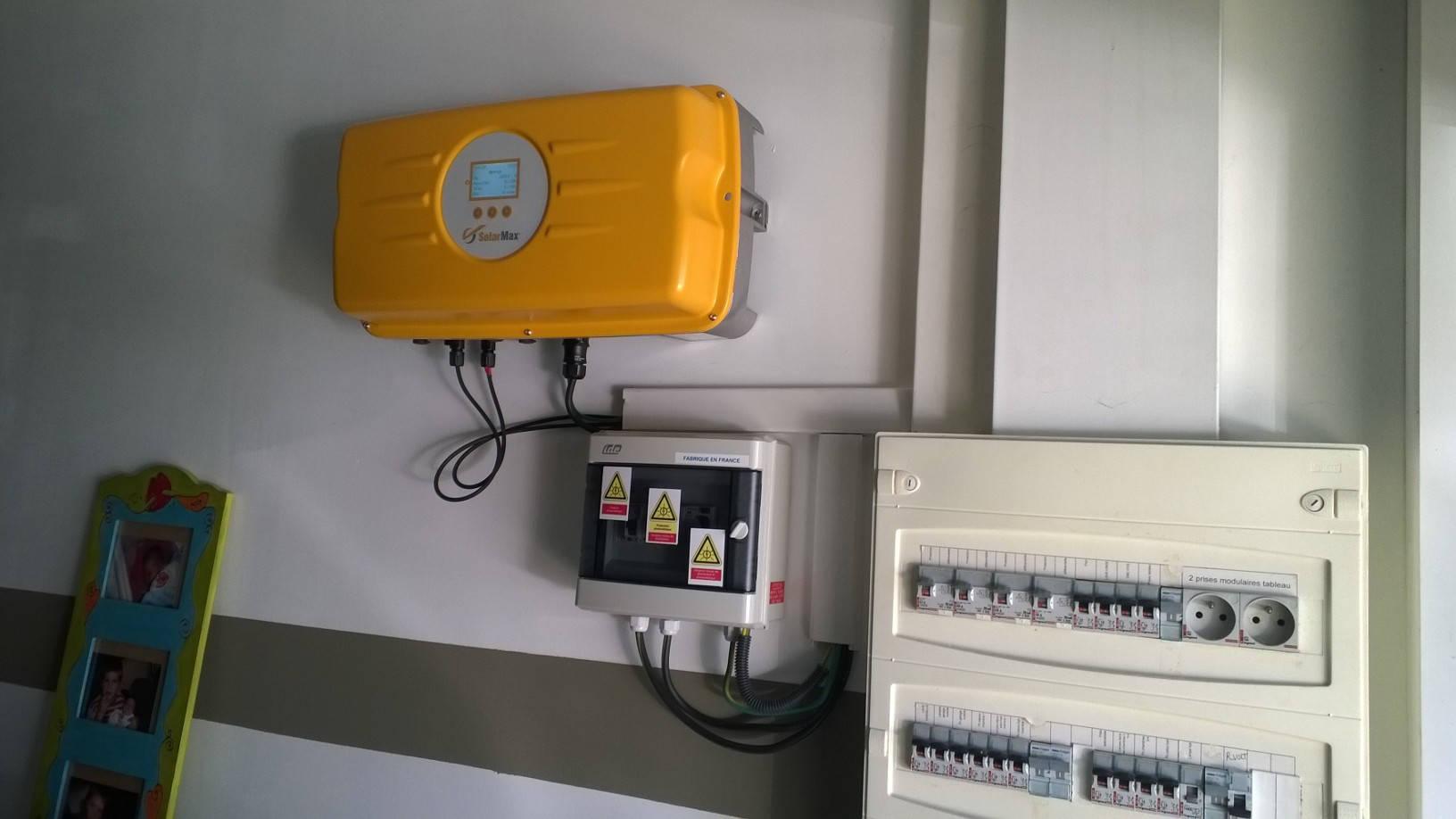 Dépannage photovoltaïque en Alsace