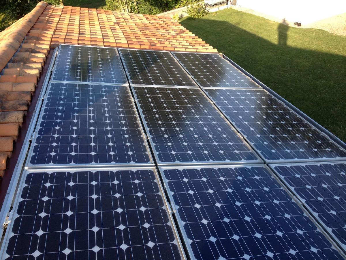 Dépannage onduleur photovoltaique en région Ile de France