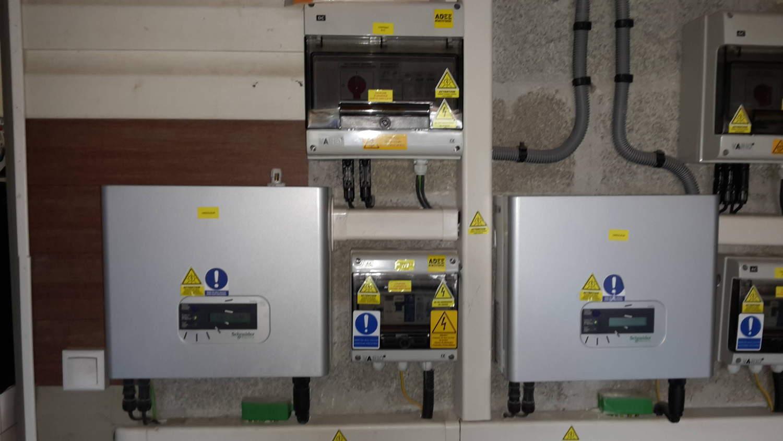 Dépannage onduleur photovoltaique région Limousin