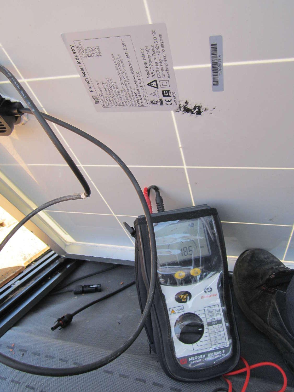 Dépannage onduleur photovoltaique région Pays de la Loire