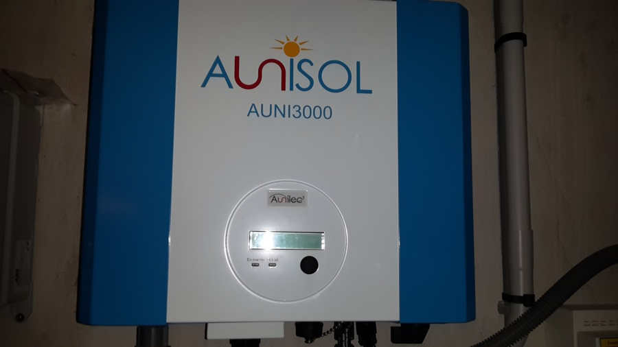 Depannage onduleur photovoltaique Aunilec - Aunisol