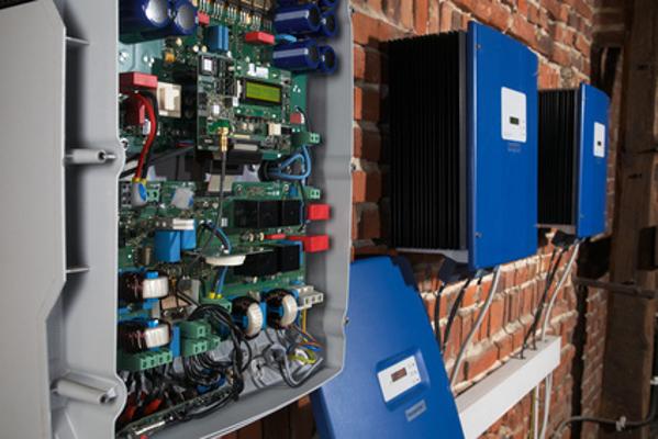 Remplacement et installation de panneaux photovoltaïques