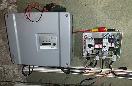 Entretien onduleur photovoltaïque